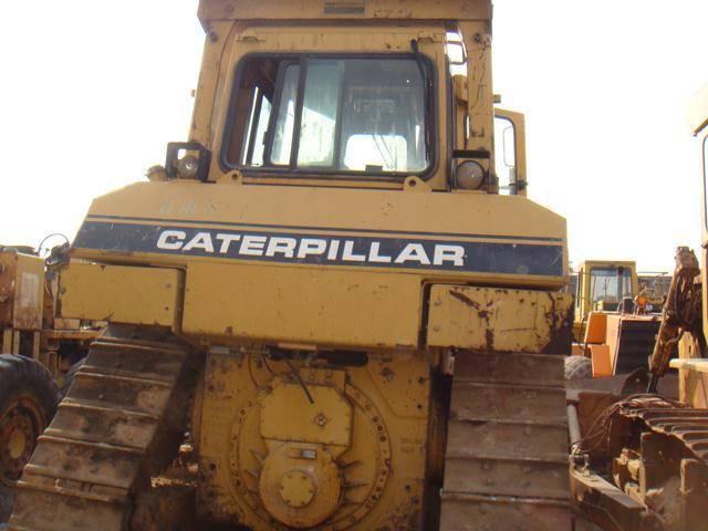 Used bulldzer caterpillar D7H