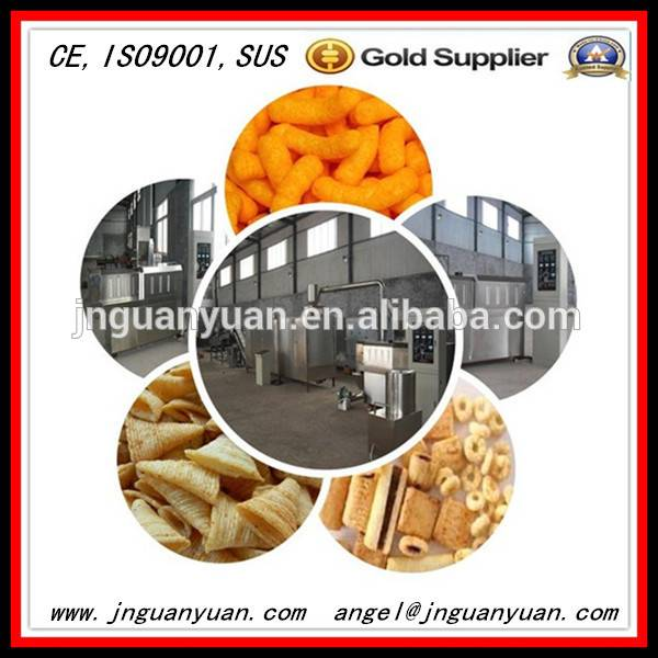 Multi-functional Cheetos Snack Food Making Machine/Production Line