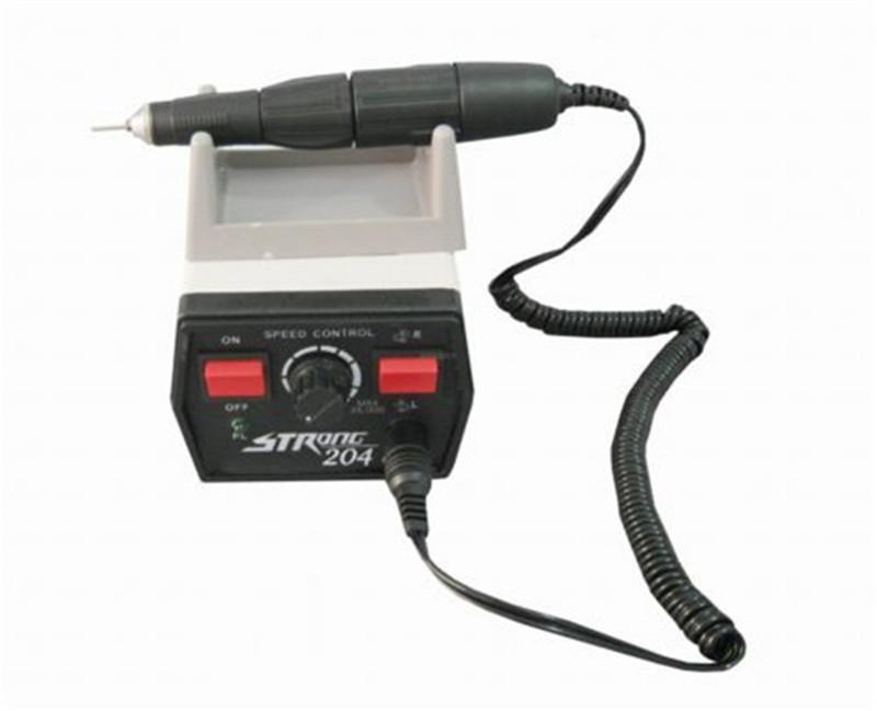 strong 204/102L electric high speed handpiece micro motor dental lab polishing machine