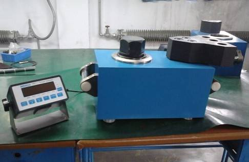 TWC-H-10000 Hydraulic Torque Wrench Calibrator(Accuracy ±1%)