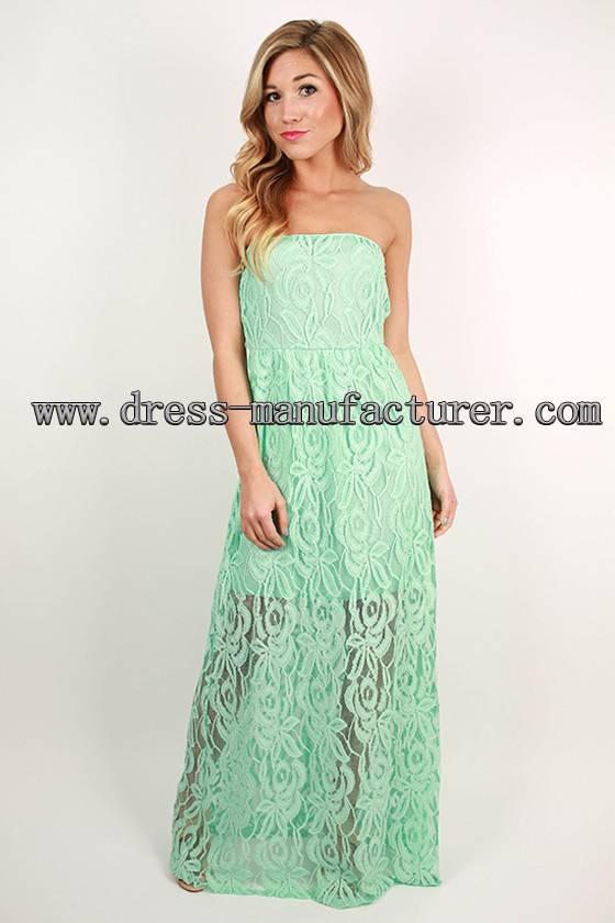 2015 new design Bohemian maxi lace Dress elegent woman dress