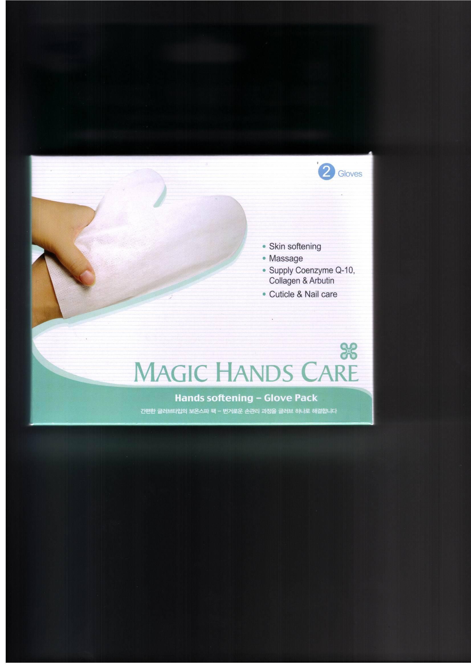 Hand Softening Glove