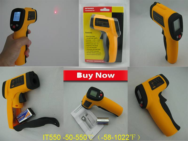 IT550 Forehead infrared thermometer
