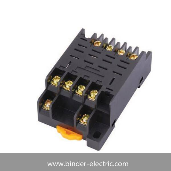 BSLY4 series relay socket