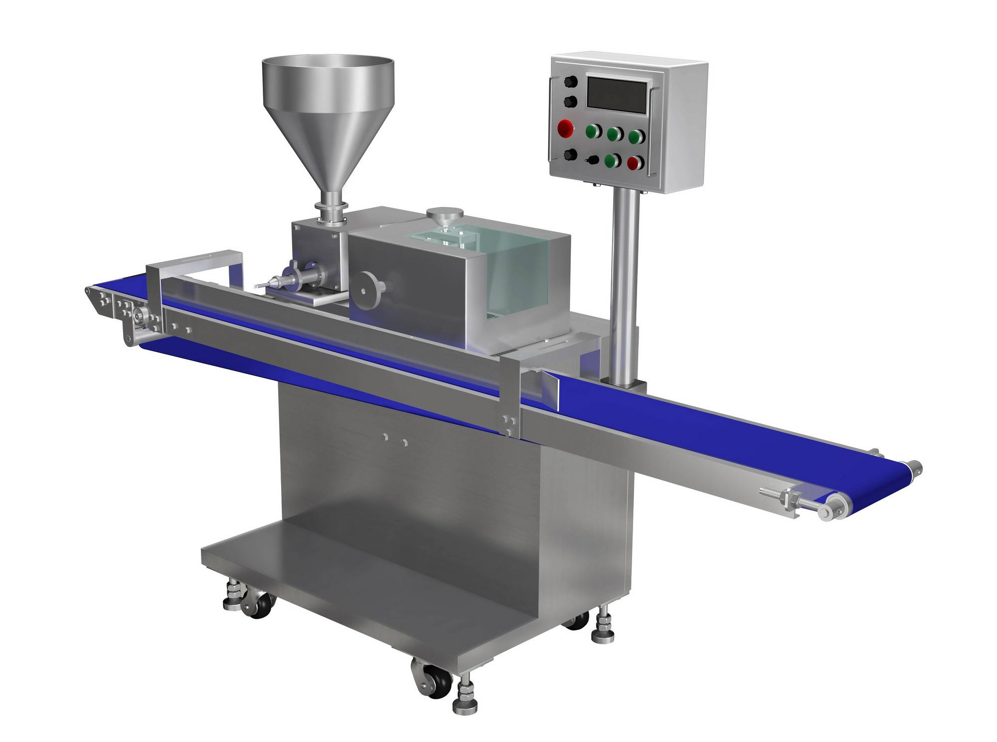 Cutting & Filling Machine