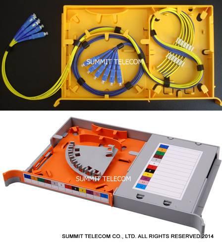 Optical Fiber Splice Storage Tray,No Jumper Splicing Cassette,Fiber Optic Splice Storage United Tray