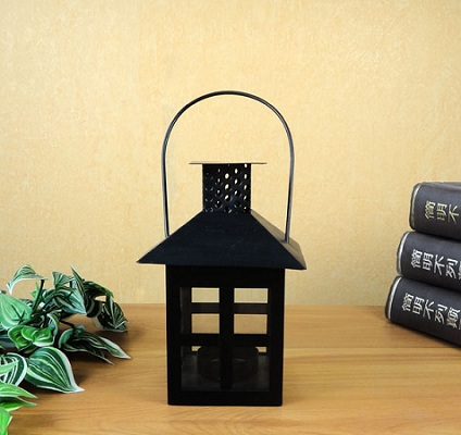 sell Christmas decoration metal candle holder