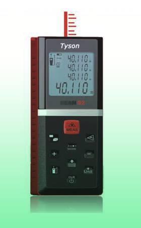 Laser Handheld Distance Meter