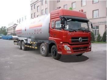 84 LPG tanker truck