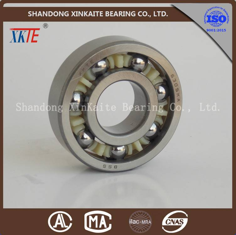 XKTE brand nylon retainer 6305TN/C3/C4 bearing of mining from china bearing manufacture