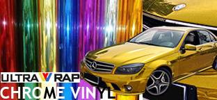 Ultrawrap chrome wrap vinyl