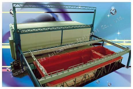 Acrylic Forming Machine/Bath Machine/Large molding furnace