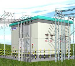 Surface Protection Integrated Substation