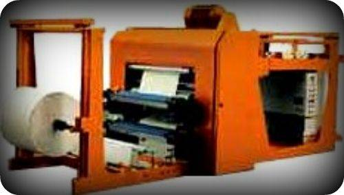 Sell Paper Ruling & Sheeting Machine