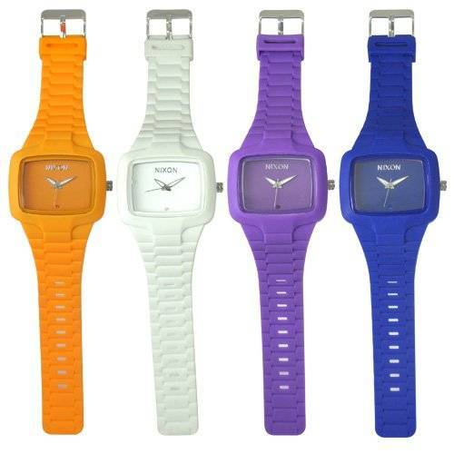 Fashion silicon watch