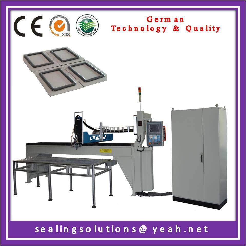 form in place foam gakset machine