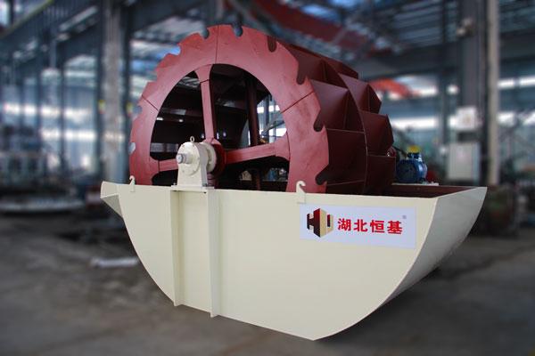 Sell sand washer, China-made sand washing machine