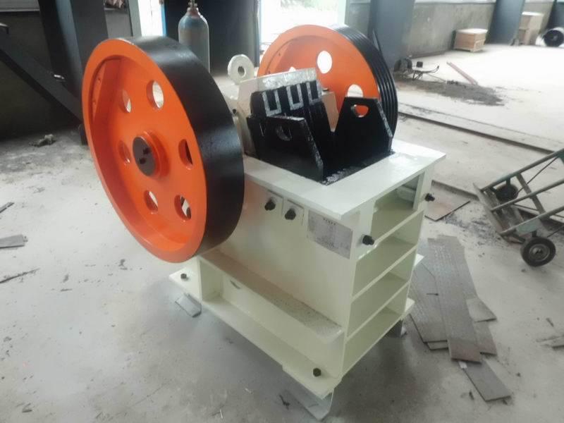 jaw crusher of stone machine