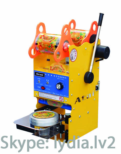 Semi-auto Cup Sealing Machine