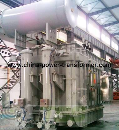33kV EAF Furnace Transformer