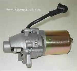Electric Starter for generatror with high quality
