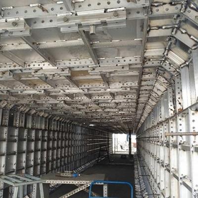 Aluminum Formwork For Utility Tunnel