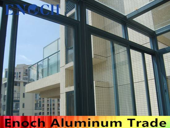 high quality beautiful aluminum alloy for window ENC1003