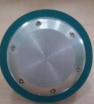 4 inch brushless gearless hub motor for luggage single shaft