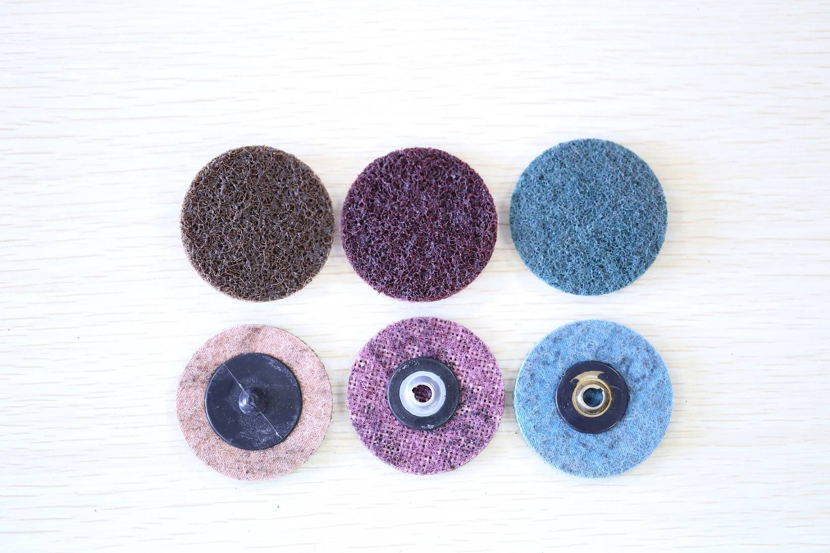 Non-Woven Roloc Disc of Abrasive (VSM & 3MDistributor)