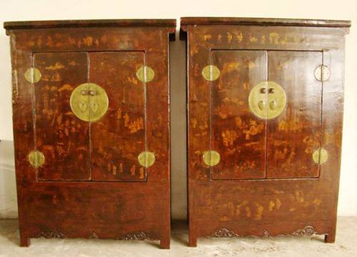 sell Eastcurio Antique big cabinet