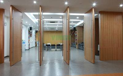 a complete range of specifications aluminium frame wall glass partition