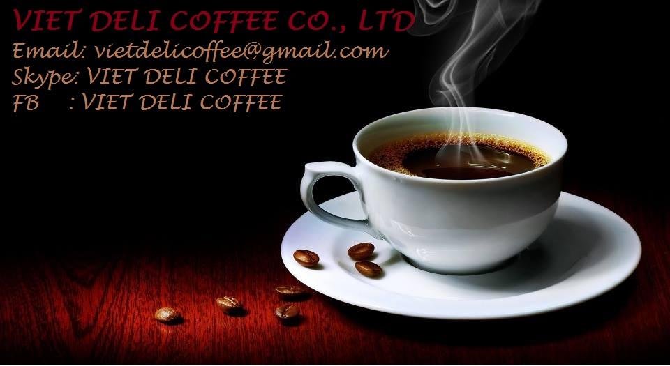 Sell WILD ROASTED COFFEE BEANS - VIETDELI