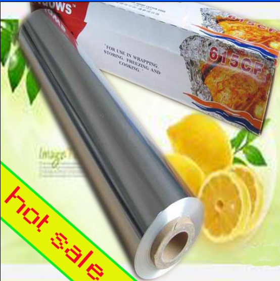 kitchen use rolls and food wraps alloy 8011 household aluminium foil