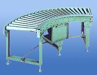 Motorized roller conveyor -single sprocket