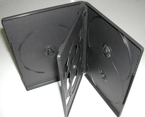 plastic DVD mould