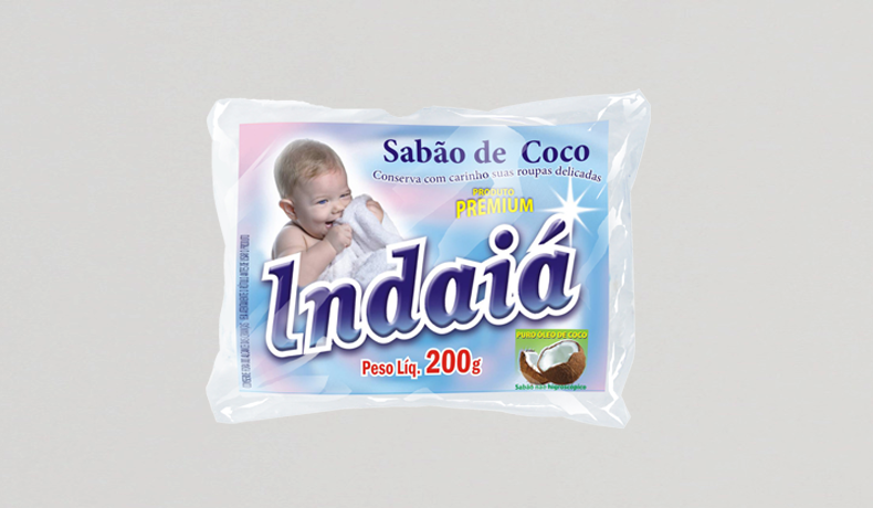 Sell Tropical Brazilian Coconut Bar Soap
