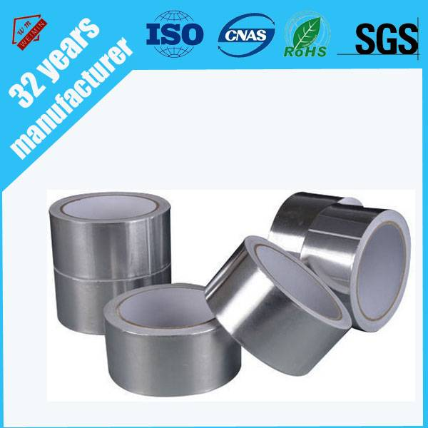 China no pinhole insulation material foil tape with SGS certificate