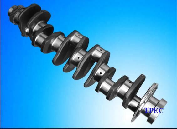 3965008 crankshaft for QSC