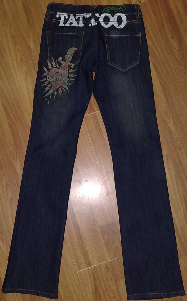 Sell Women's Edhardy Jeans