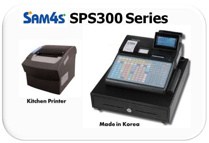 Inventory/Stock Control+Barcode Scanning Cashier Cash Register