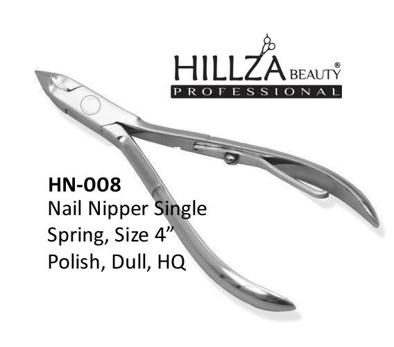 Professional Nail & Cuticle Nippers