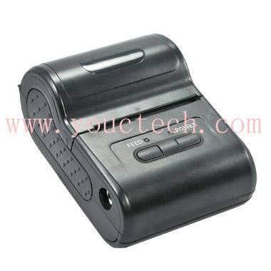 58mm mini thermal portable printer USB Bluetooth RS232 interface