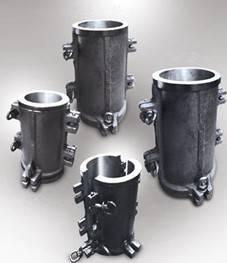 Cast Iron Cylinder Moulds
