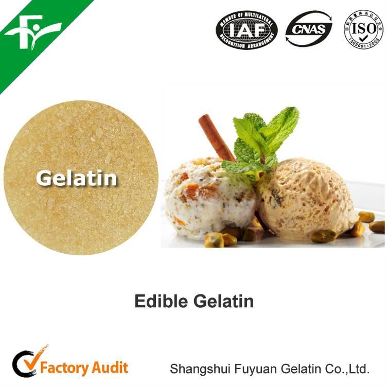 food gelatin distributor