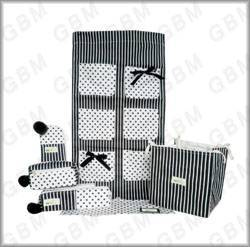 Fabric House Decorations Series, Fabric Storage Set