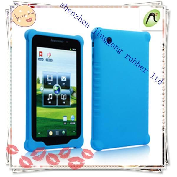 Fashion Design Mini Silicone Rubber Tablet Case