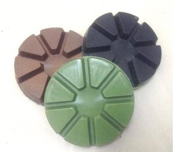 Color Floor Pad For Concrete Floor