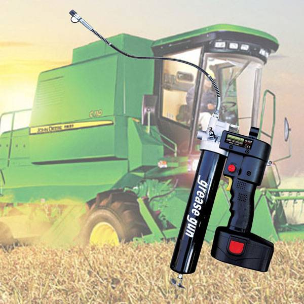 12V Rechargeable Grease Gun