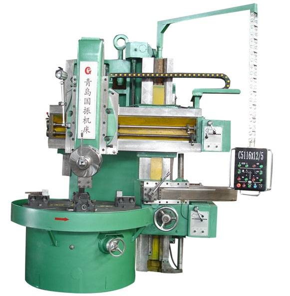 Cheap China Swing Diameter 1600mm Conventional Single Column Vertical Lathe Machine