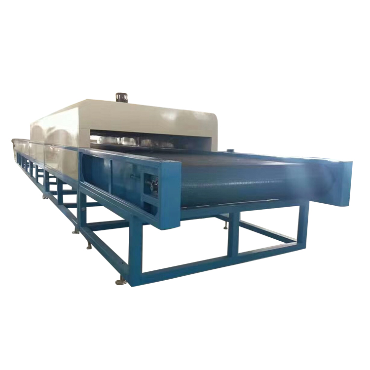 Tunnel oven/conveyor oven